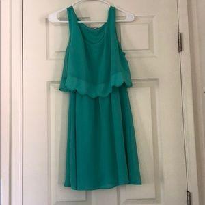 Charlotte Russe Scalloped Dress